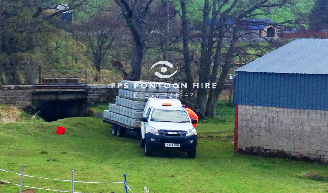 FPS Pontoon Delivery